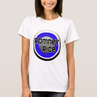 Romney Rice 2012 T-Shirt