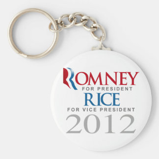 ROMNEY RICE 2012 TOP VP png Keychains