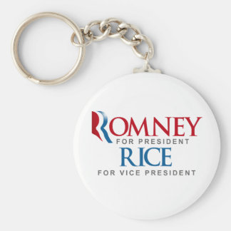ROMNEY RICE FOR VP LOGO png Keychain