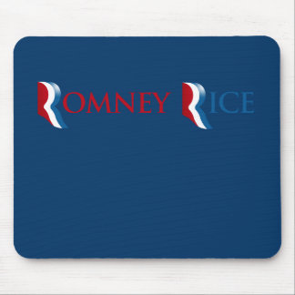 ROMNEY RICE R LOGO.png Mouse Pad