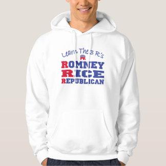 Romney Rice Republican 2012 Hoodie