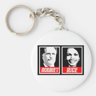 ROMNEY RICE VP INK BLOCK png Keychains