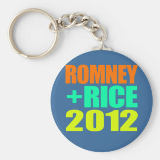 ROMNEY RICE VP NEON IMPACT png Key Chains