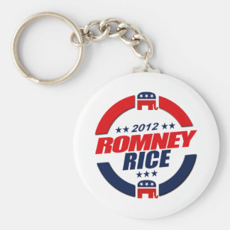 ROMNEY RICE VP SPHERE png Keychains