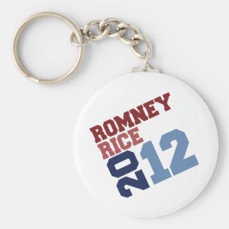 ROMNEY RICE VP TILT png Keychains