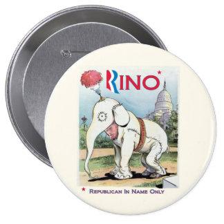 Romney Rino Button