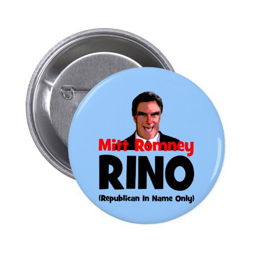 Romney RINO Pins