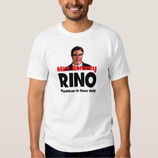 Romney RINO Playera
