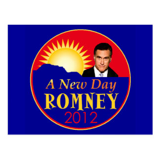Romney RNC New Day Postcard