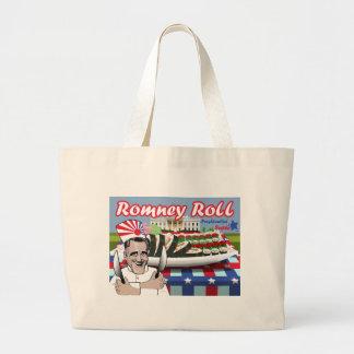 Romney Roll Jumbo Tote Bag