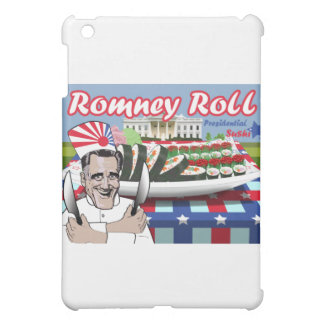 Romney Roll Cover For The iPad Mini