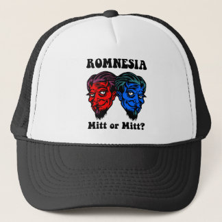 ROMNEY ROMNESIA TRUCKER HAT