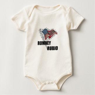 Romney Rubio 2012 Bodysuit