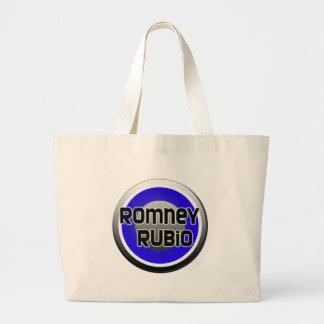 Romney Rubio 2012 Bolsa De Mano