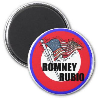 Romney Rubio 2012 Fridge Magnets