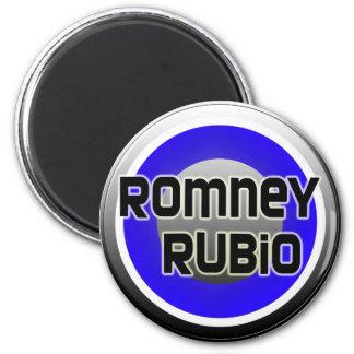 Romney Rubio 2012 Refrigerator Magnets