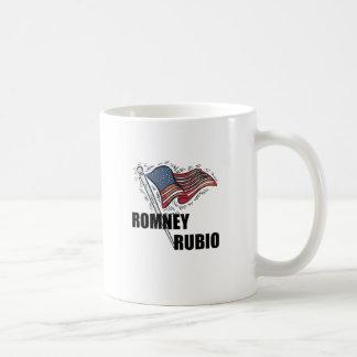 Romney Rubio 2012 Classic White Coffee Mug