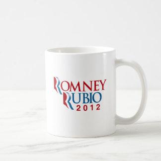 ROMNEY RUBIO 2012 OFFICIAL VP.png Classic White Coffee Mug