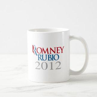 ROMNEY RUBIO 2012.png Classic White Coffee Mug