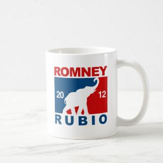 ROMNEY RUBIO 2012 PROFESSIONAL ICON.png Classic White Coffee Mug