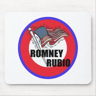 Romney Rubio 2012 Tapete De Raton