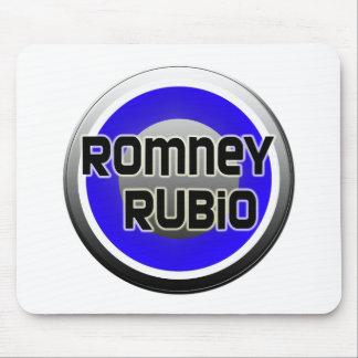 Romney Rubio 2012 Tapete De Ratones