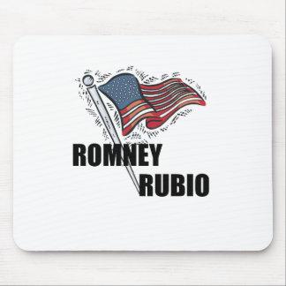 Romney Rubio 2012 Alfombrilla De Ratón