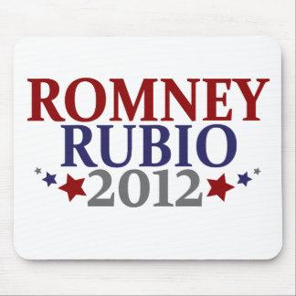 Romney Rubio 2012 Alfombrillas De Raton