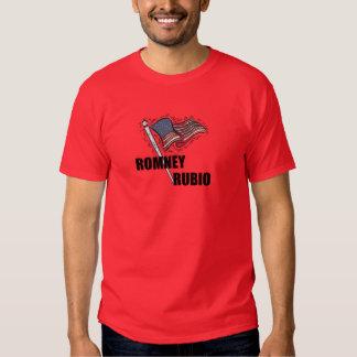 Romney Rubio 2012 Tee Shirt