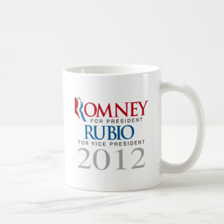 ROMNEY RUBIO 2012 TOP VP.png Classic White Coffee Mug