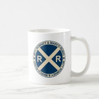 Romney Rubio American Crossroads Classic White Coffee Mug