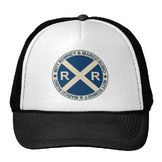 Romney Rubio American Crossroads Trucker Hat