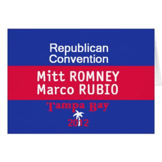 Romney Rubio Card