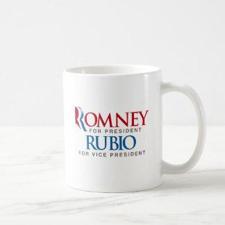 ROMNEY RUBIO FOR VP LOGO.png Classic White Coffee Mug