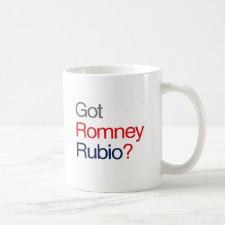 ROMNEY RUBIO GOT VP.png Classic White Coffee Mug
