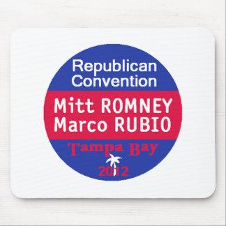 Romney Rubio Mouse Pad