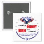 Romney Rubio Pin