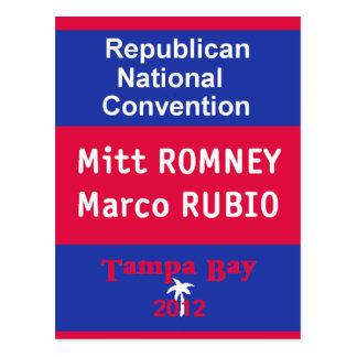 Romney Rubio Postcard