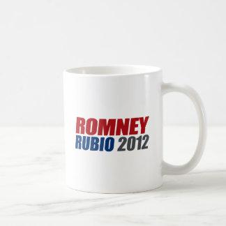 ROMNEY RUBIO VP IMPACT.png Classic White Coffee Mug