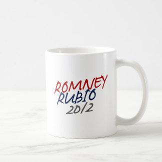 ROMNEY RUBIO VP SCRIPT.png Classic White Coffee Mug