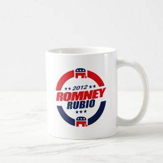 ROMNEY RUBIO VP SPHERE.png Classic White Coffee Mug