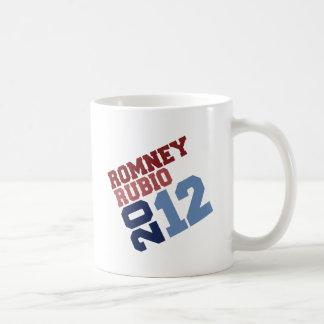 ROMNEY RUBIO VP TILT.png Classic White Coffee Mug