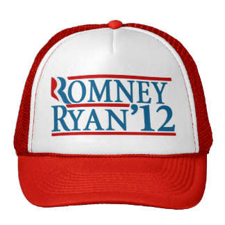 ROMNEY RYAN '12 - 2012 Rally Hat
