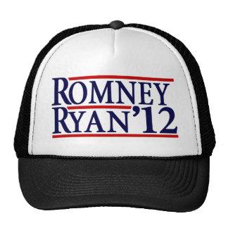 ROMNEY RYAN '12 - gorra de la reunión 2012