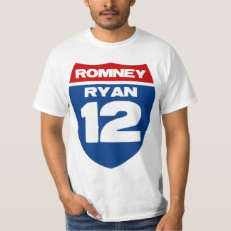 Romney Ryan 12 T-Shirt
