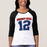 Romney/Ryan '12, Varsity Sport Design, Mitt Romney Tee Shirts