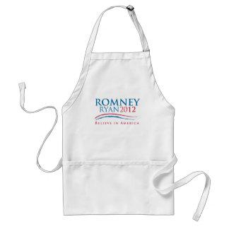 Romney-Ryan 2012 Adult Apron