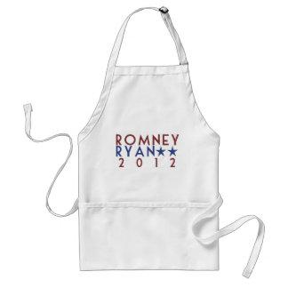 Romney Ryan 2012 Adult Apron
