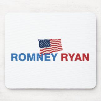 Romney Ryan 2012 Alfombrilla De Ratón