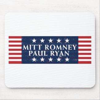 Romney Ryan 2012 Alfombrilla De Ratones